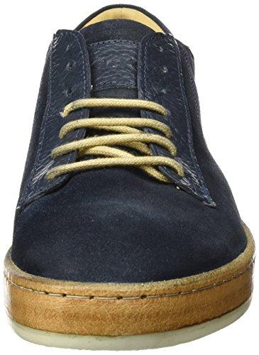 Kickers Korbalys, Zapatos De Cordones Derby para Hombre Blau (BLEU FONCE)