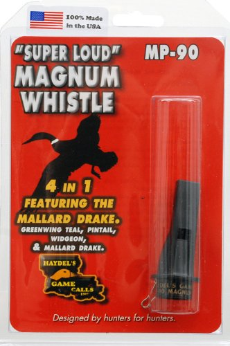 Haydel Game Calls Magnum Mallard Whistle