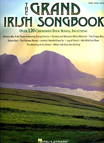 The Grand Irish Songbook (Piano/Vocal/Guitar Songbook) (Music Sheet Piano Irish)
