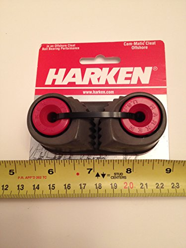 HARKEN 280 Offshore Cam Cleat Aluminum