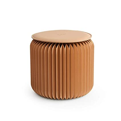 TX Diseño Moderno Plegable de Papel Taburete sofá Silla ...