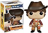 Fourth Doctor: Funko POP! x Doctor Who Vinyl Figure + 1 FREE Official Dr Who Trading Card Bundle [46293]