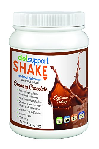 Diet Support Meal Replacement Shake – Creamy Chocolate For Sale