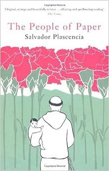 Book The People of Paper by Salvador Plascencia (19-Nov-2007)
