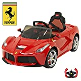 Best Kids Electric Cars - BigToysDirect 12V Ferrari LaFerrari Kids Electric Ride On Review