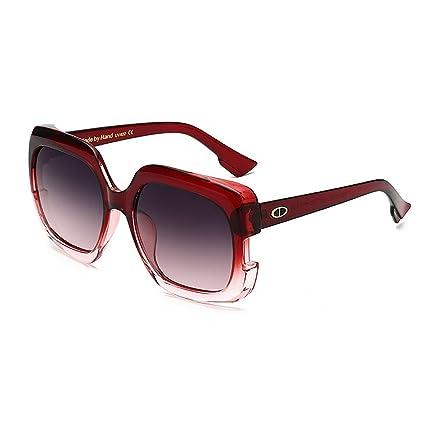 Gafas de sol grandes con estilo para mujer Gafas de sol ...