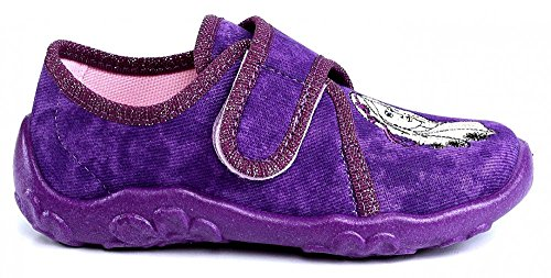Superfit  258-53, Coupe fermées fille - violet - lilas, 24 EU