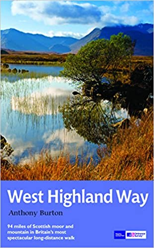 West Highland Way Guidebook (national Trail)