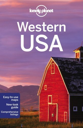 Lonely Planet Western USA (Travel Guide) by Lonely Planet (2012-04-01)