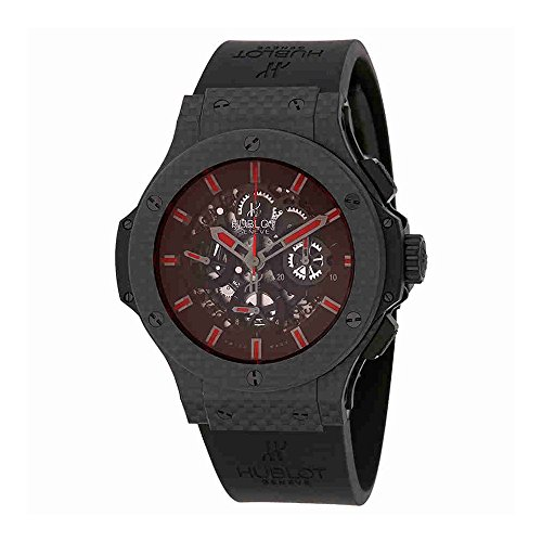 Hublot Aero Bang Red Magic Chronograh Automatic Mens Watch 311QX1134RX