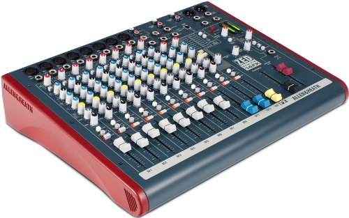 Review Allen & Heath ZED60-14FX Compact Live and Studio Mixer with Digital FX and USB Port