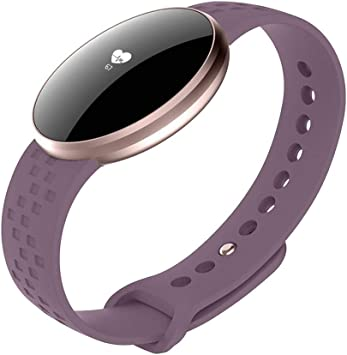 KDSF Fitness Tracker Mujer Sport Reloj Inteligente Recordatorio ...