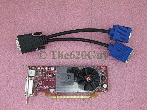 Dell Y103D ATI Radeon HD 3450 256MB PCIe x16 Low Profile Video Card + Y (Ati Radeon Hd 3450 256mb)
