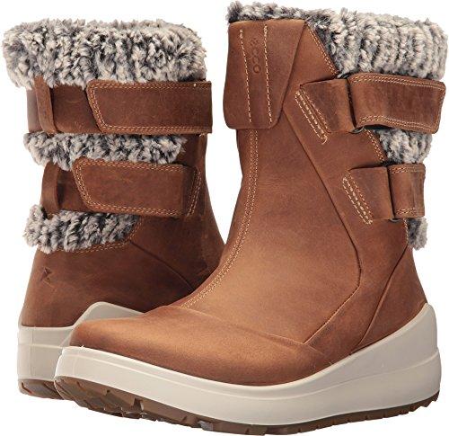 ECCO Women's Noyce Snow Boot, Cashmere, 40 EU / 9-9.5 US