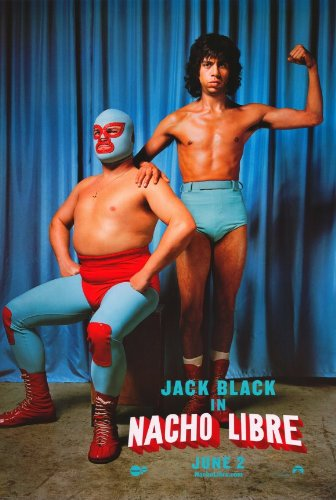 Nacho Libre Advertisement Movie C 11x17 Jack Black Efren Ramirez Troy Gentile Carla Jimenez