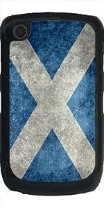 Funda para Blackberry Curve 8520/8530/9300/9330 - Bandera De Escocia En El Grunge by BruceStanfieldArtist