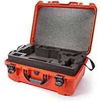 Nanuk Ronin M Waterproof Hard Case with Custom Foam Insert for DJI Ronin M Gimbal Stabilizer System - 940-RON3 Orange