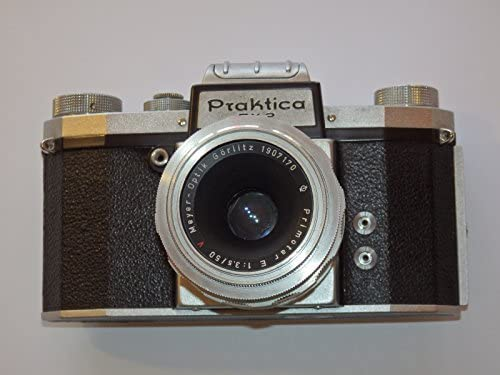 Camera Praktica F.X 2 FX2 - Cámara réflex analógica - SLR ...
