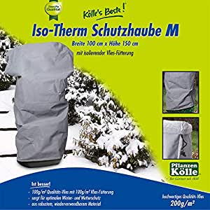 Kölle 's mejor ISO Therm cubierta protectora Talla M, aprox. 100 x 150 cm