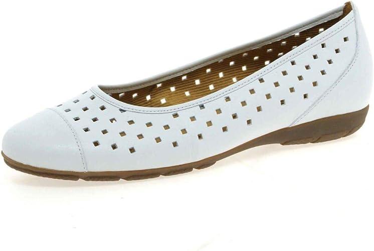 Gabor Ruffle L, Women's Ballet Flats