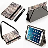 Universal 10.1 Inch Tablet Pc Case (10co) Fits Asus Transformer Pad Tf701t, Tf101, Tf300tg , Transformer Pad Infinity 700 (Tf700kl) 3g LTE