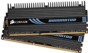 Corsair Dominator 4GB (2x2GB) DDR3 1600 MHz (PC3 12800) Desktop Memory (CMP4GX3M2A1600C8)