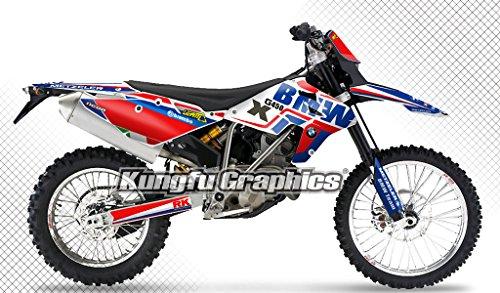 [해외]Kungfu Graphics 2009 2010 2011 2012 BMW G 450X 완벽한 그래픽 키트/Kungfu Graphics 2009 2010 2011 2012 BMW G 450X Complete Graphic