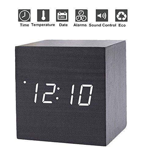 Wood Mini Clock - 6