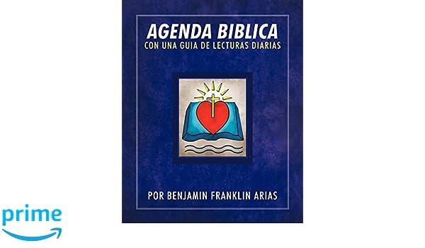 Agenda Biblica: Con Una Guia De Lecturas Diarias (Spanish ...