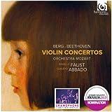 Berg : concerto a la mémoire d'un ange beethoven : concerto op.61