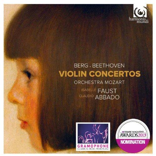 Berg: Violin Concerto; Beethoven: Violin Concerto ()