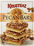 Krusteaz Pecan Bars Supreme Mix, 17.5-Ounce Boxes (Pack of 3)