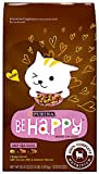 Purina Be Happy Cat Deep Sea Duo with Ocean Fish and Salmon, 3.15-Pound (Pack of 6), My Pet Supplies