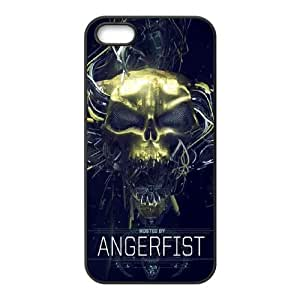 Generic Phone Case For iPhone 5,5S With Angerfist Image