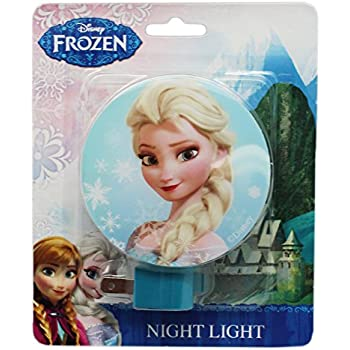 Amazon Com Disney Frozen Night Light Assorted Styles Baby
