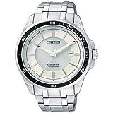 Watch Citizen Super Titanium Bm6920-51a Men´s White