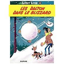 Lucky Luke - Tome 22 - LES DALTON DANS LE BLIZZARD (French Edition)