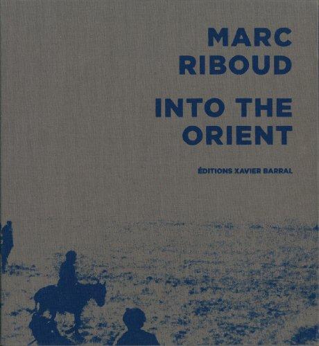 Vers l'orient : 5 volumes, Japon 1958 ; Chine 1957 ; Indé Népal 1956 ; Iran Afghanistan Pakistan 1955-1956 ; Turquie 1955