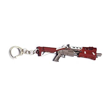 Fortnite mcalle Armas Llavero 10 cm - Tactical Shotgun de ...