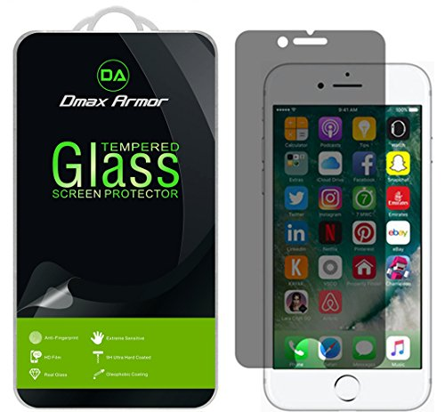 Used, Dmax Armor for Apple iPhone 7 Plus Privacy Anti-Spy for sale  Delivered anywhere in USA