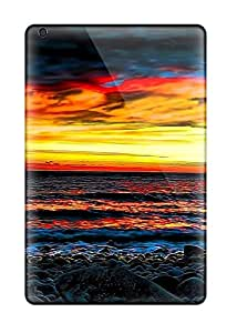 OvenTikader Design High Quality Colorful Sunrise Covers Cases With Excellent Style For Ipad Mini