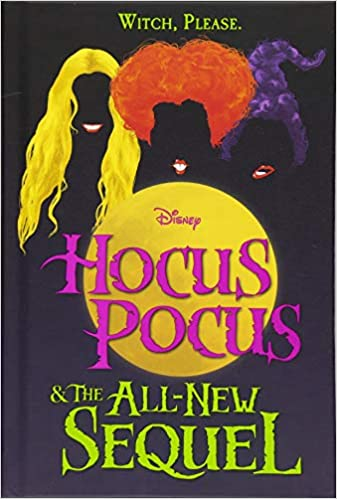 Image result for hocus pocus and the all-new sequel