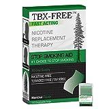 TBX-FREE Stop Smoking Oral Strip Aid 120 Strips (Menthol)
