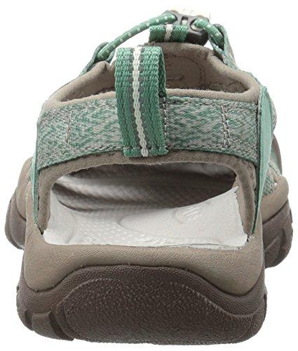KEEN Womens Newport H2 Sandal Malachite/Silver Branch Lxwn2yAfx