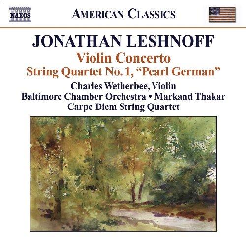 Leshnoff, J.: Violin Concerto ...