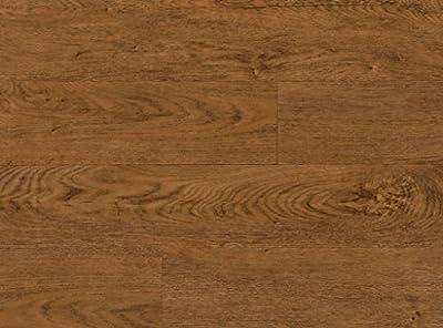 "COREtec Plus Northwoods Oak Engineered Vinyl Plank 8mm x 5"" 50LVP205 SAMPLE"