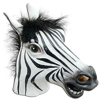 Signstek - Máscaras integrales de animales (látex)