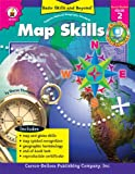 Map Skills, Sharon Thompson, 0887249604