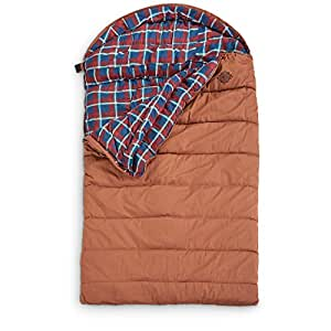 Amazon.com : Guide Gear Cold Weather Double Sleeping Bag 0 ...