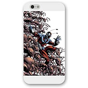 "UniqueBox Customized Marvel Series Case for iPhone 6+ Plus 5.5"", Marvel Comic Hero Ant Man iPhone 6 Plus 5.5 Kimberly Kurzendoerfer"